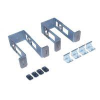 Комплект кріплень Signcomplex SL8456E для монтажу лінійних світильників серії SL8456 на гібсокартон стелі