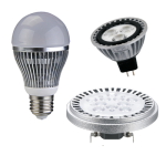 Светодиодные лампы NVC