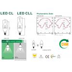 Светодиодная лампа NVC CLE  5W 3000K E14