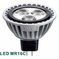 Світлодіодна лампа NVC MR16C DIM 6W 3000K 12V