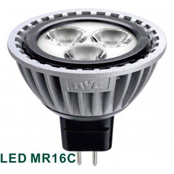 Світлодіодна лампа NVC MR16C 6W DIM 4000K 12V