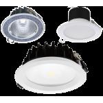 Світлодіодні світильники і панелі