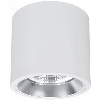 Настенно-потолочные светильники NVC NLED9286HMT 50W 24° 4000K 5500Lm белый 150*185мм