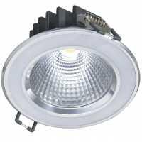Светодиодный потолочный cветильник NVC NLED182 9W 3000K 24deg Shine White