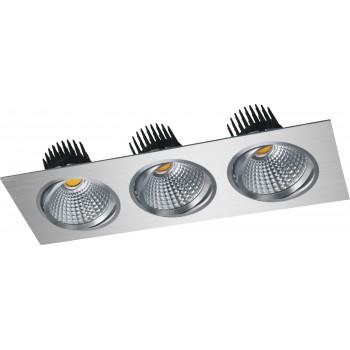Светодиодный потолочный cветильник NVC NLED503B 3x12W 6500K