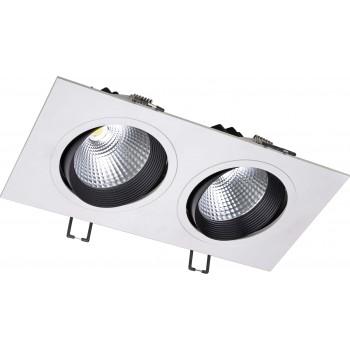 Світлодіодний світильник NVC NLED542 2x12W 4000K