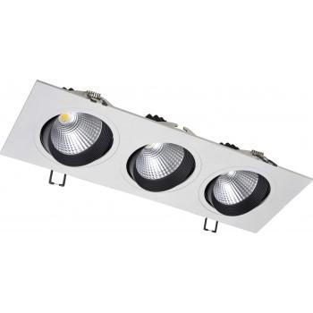 Світлодіодний світильник NVC NLED543 3x12W 4000K