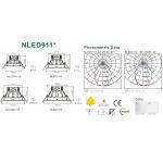 Светильник точечный NVC NLED9114 12W 3000K белый