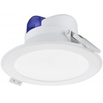 Cветодиодный потолочный cветильник NVC NLED9504 10W 3000K IP44 цвет белый