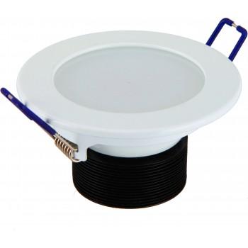 Світлодіодний стельовий світильник NVC NLED9525 3W 3000K колір білий