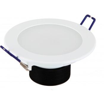 Світлодіодний світильник для стелі NVC NLED953 5W 3000K колір білий