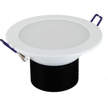 Світлодіодний світильник для стелі NVC NLED954 9W 3000K колір білий