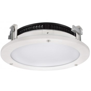 Світлодіодний світильник для стелі NVC NLED9610 50W 4000K IP20 колір білий