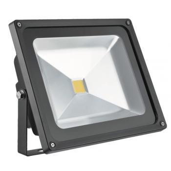 Світлодіодний прожектор NFL107A 50W 4000K колір чорний