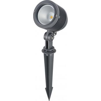 Светодиодный Прожектор NFLED046 8W 3000K black