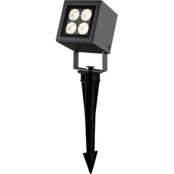 Світлодіодний Прожектор NFLED5011 8W 3000K black