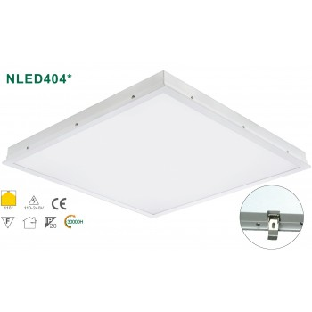 Светодиодная панель NLED4044C 36W 3000K 595x595