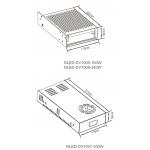 Блок живлення NVC NLED DV1007 300W DC12V