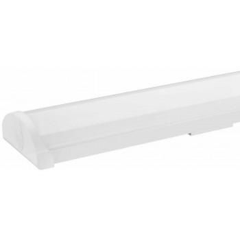 Світлодіодний офісний настінно-стельовий світильник NVC NLED492G12 36W 4000K K48