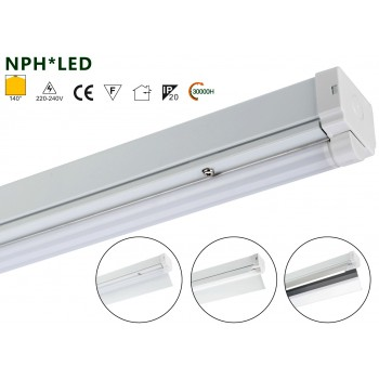 Реечный светодиодный cветильник NPH40 65W 5000K