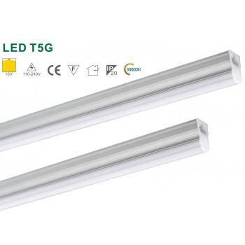 Світлодіодний рейковий світильник T5G09 10W 4000K