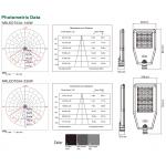 Світлодіодний світильник NVC NRLED703A 140W 4500K