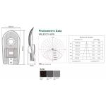 Світлодіодний світильник для вуличного освітлення NRLED710 60W