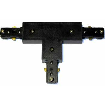 Переходник тройник NVC T3 TJ для шины T3 черный