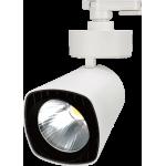 Трековые светодиодные светильники серии TLED319