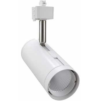 Трековый светильник TLED320E 30W 4000K 36° белый