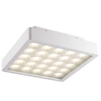 Настенно-потолочный наружный светодиодной светильник NVC NCLED5771 18W 3000K