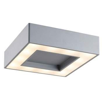 Настінно-стельовий зовнішній світлодіодним світильник NVC NCLED5792 24W 3000K