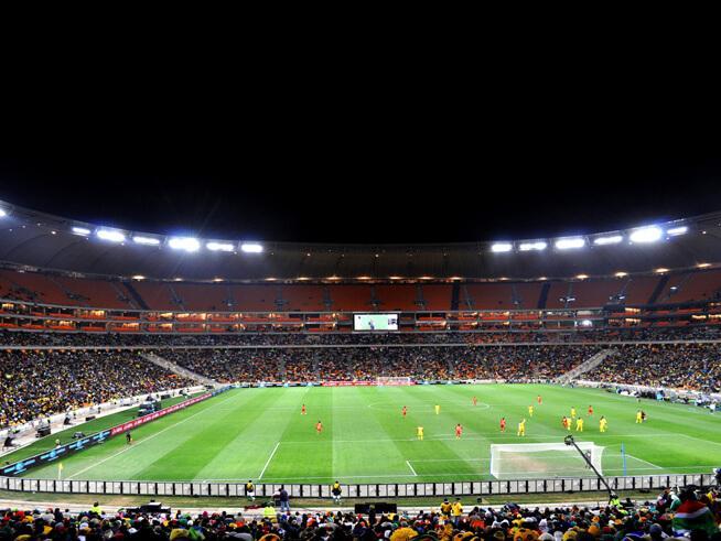 Проекты NVC - FIFA World Cup 2010